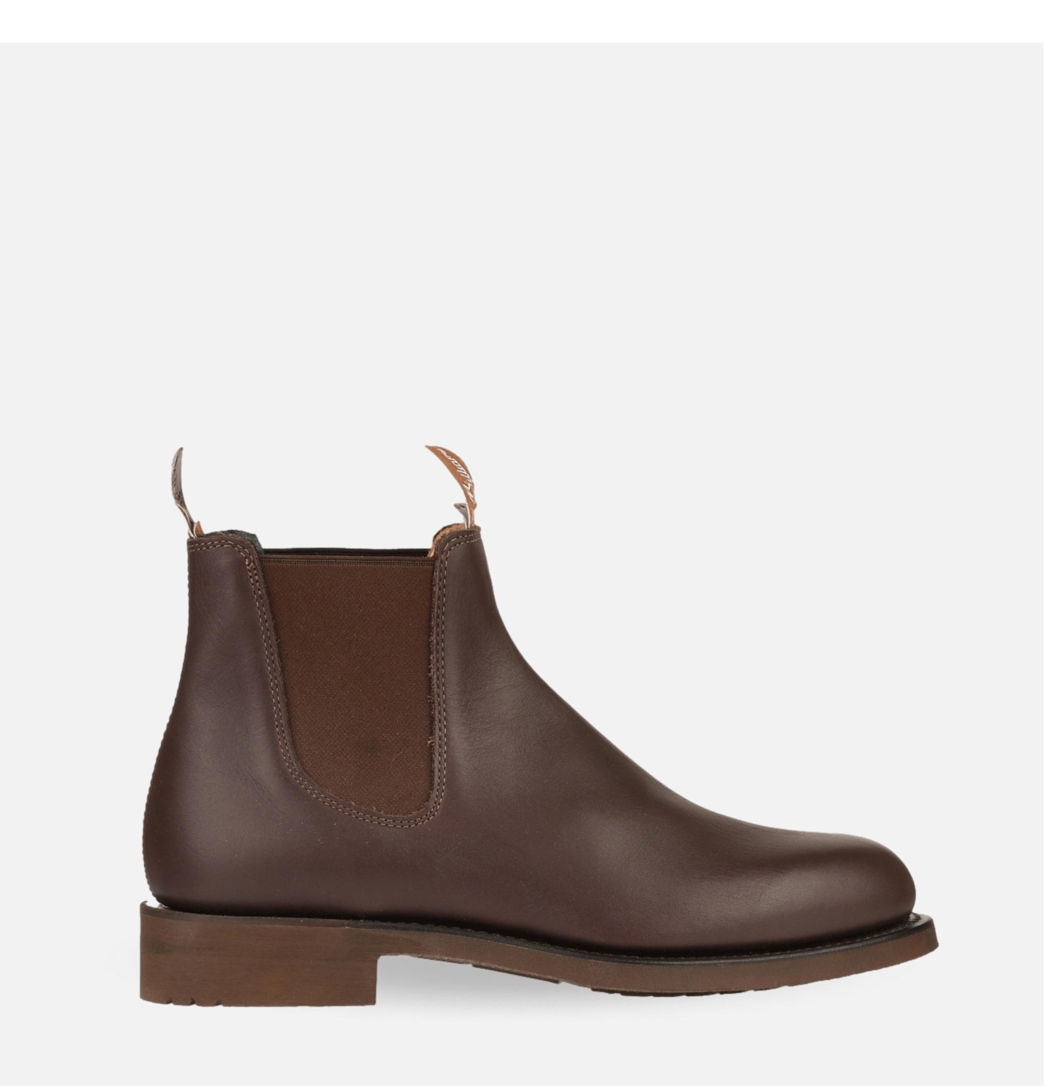 Gardener Boots Brown