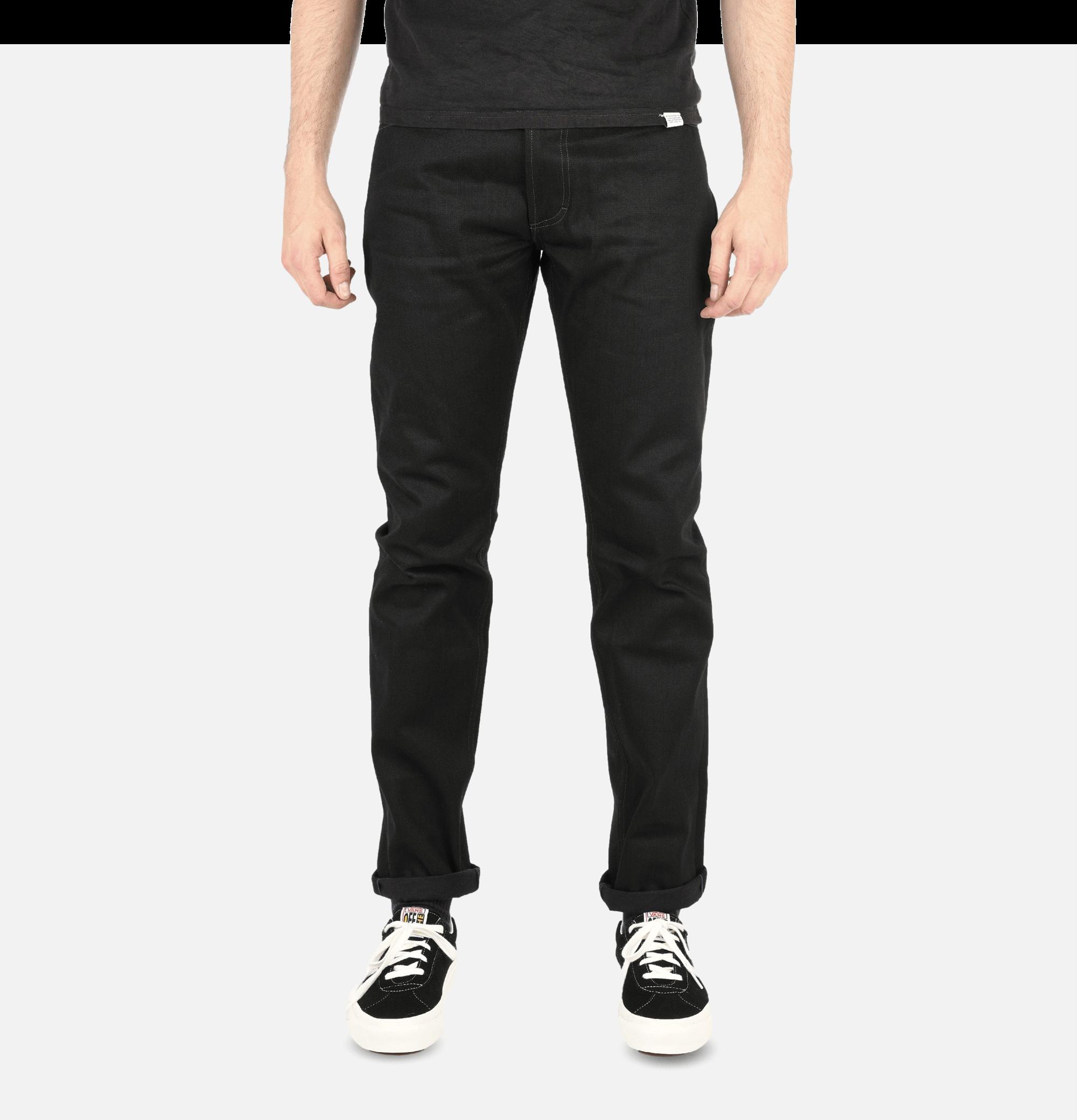 101 Rider Jeans Dry Black
