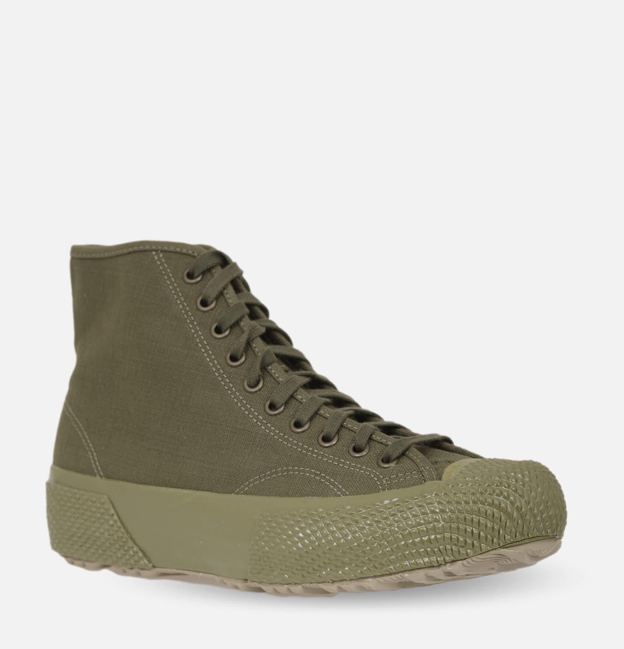 MS11 Kuroki Sneakers Olive