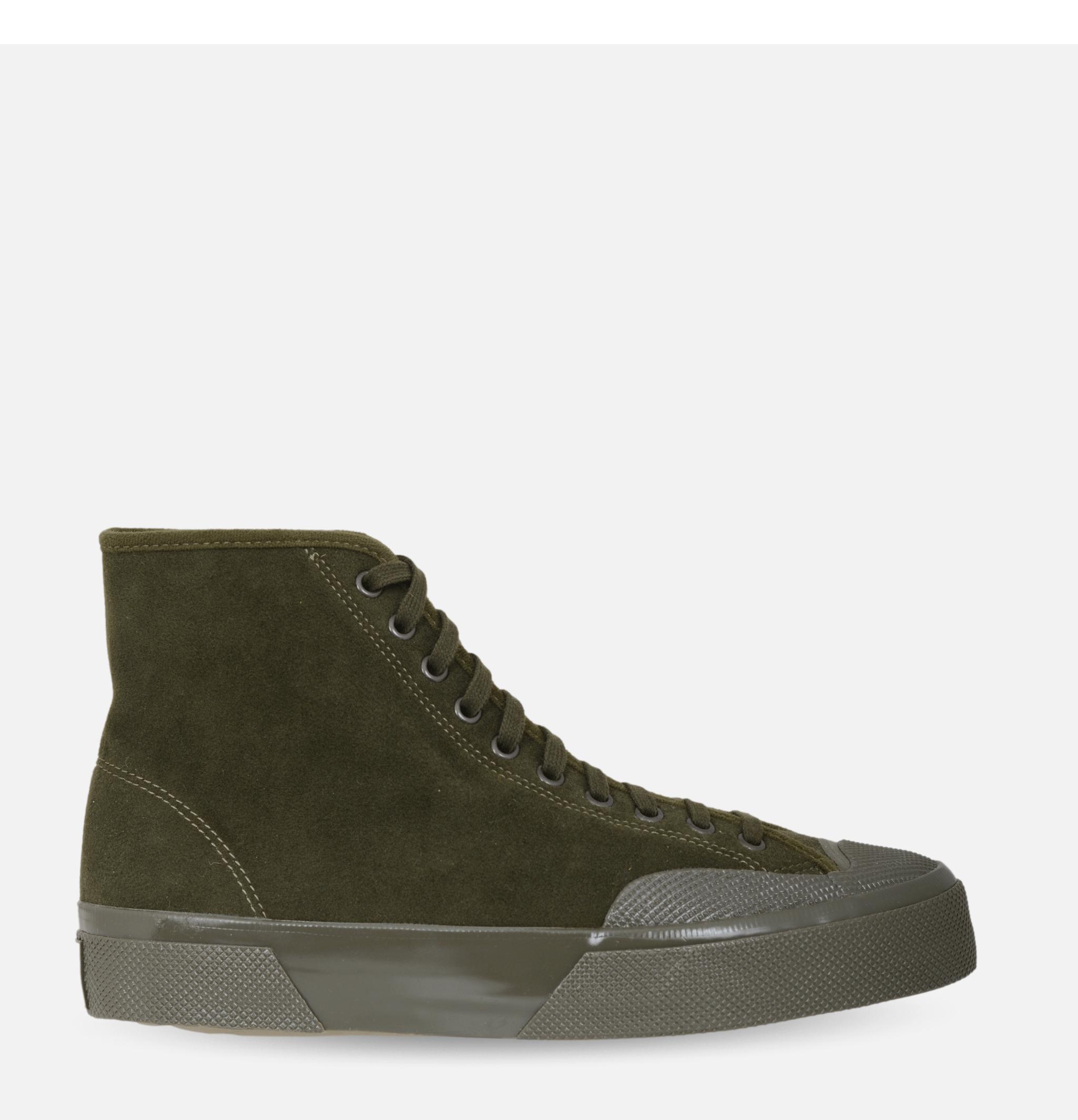 W23 Moleskin Sneakers Mallard