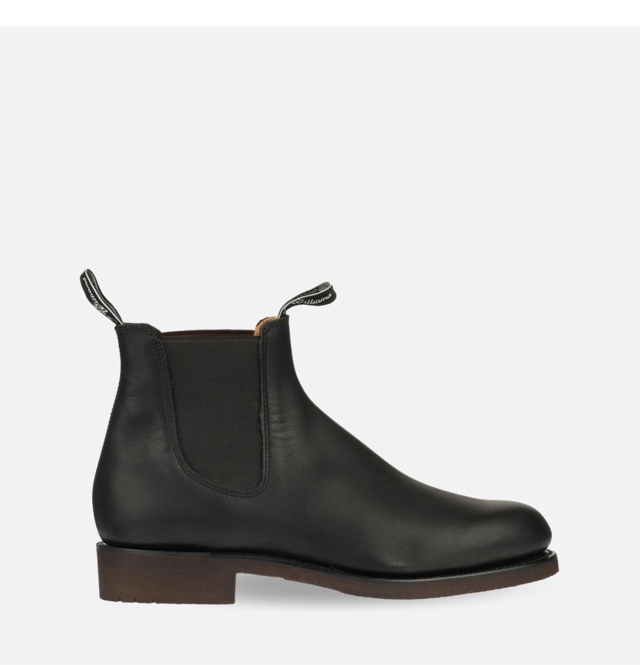 Gardener Boots Black