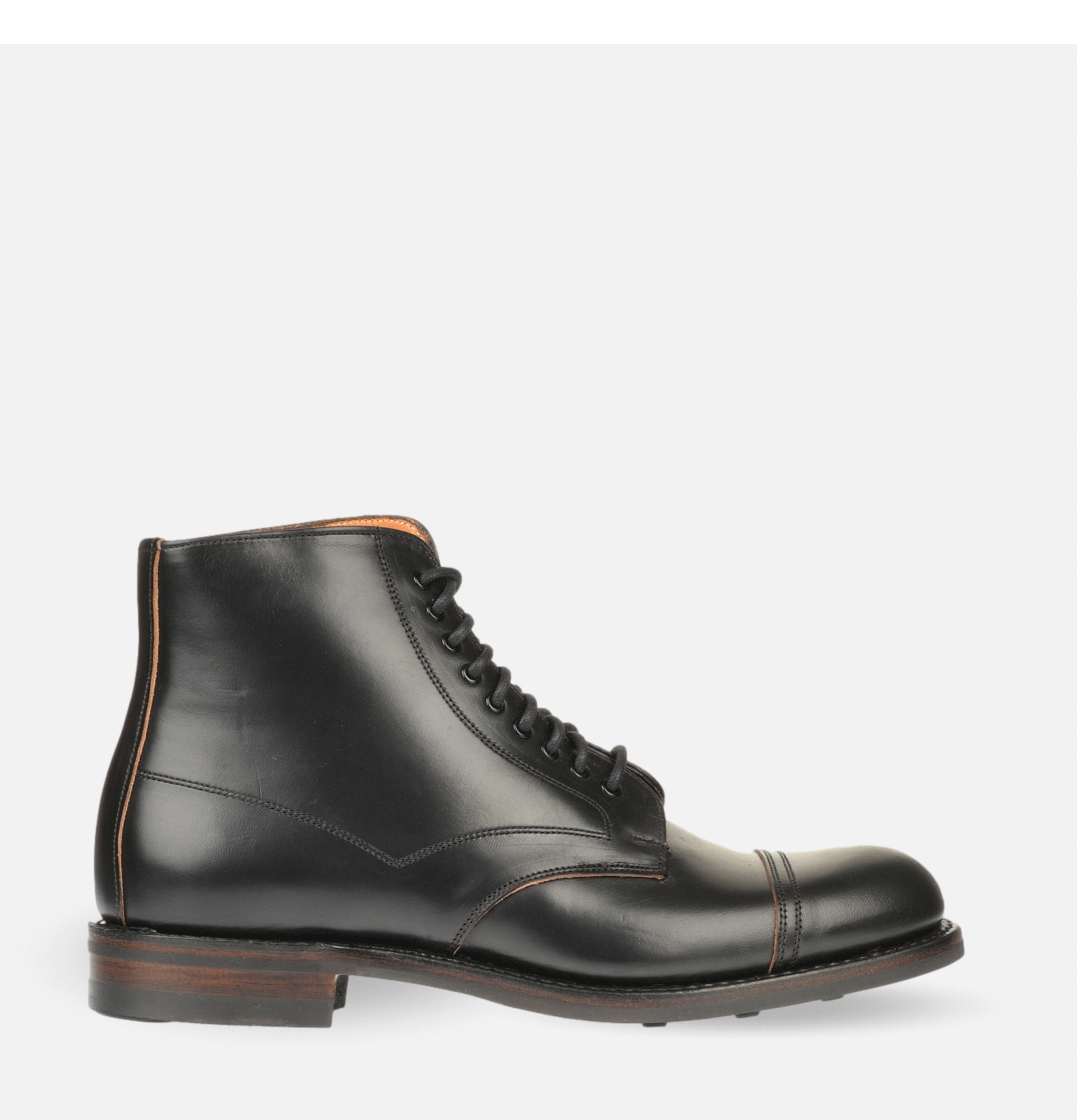 Jarrow Boots Black