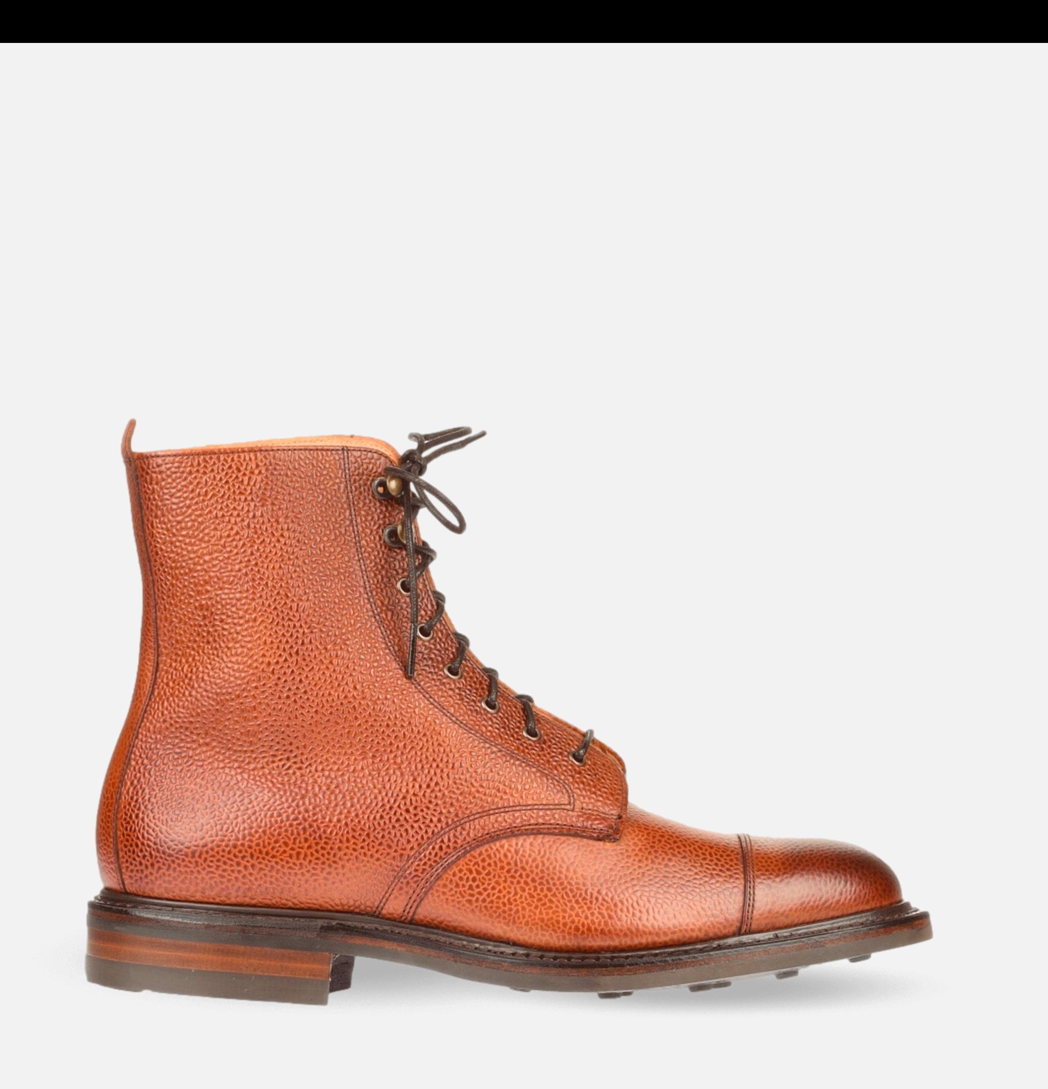 Elliot Boots Mahogany