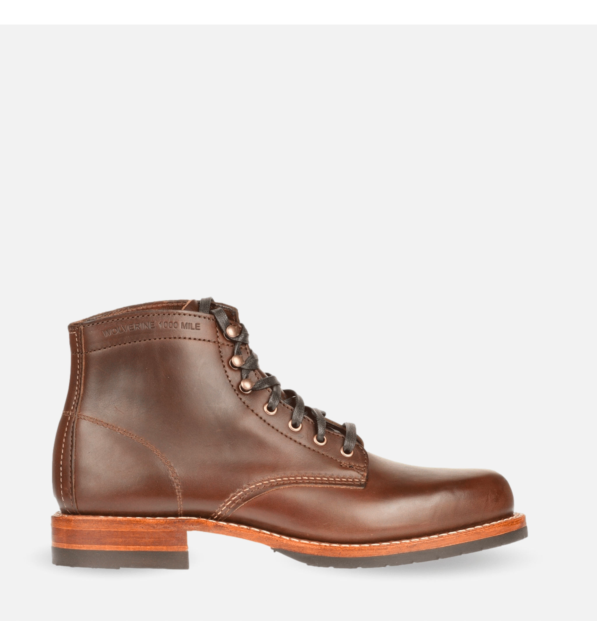 Evans Boot Brown
