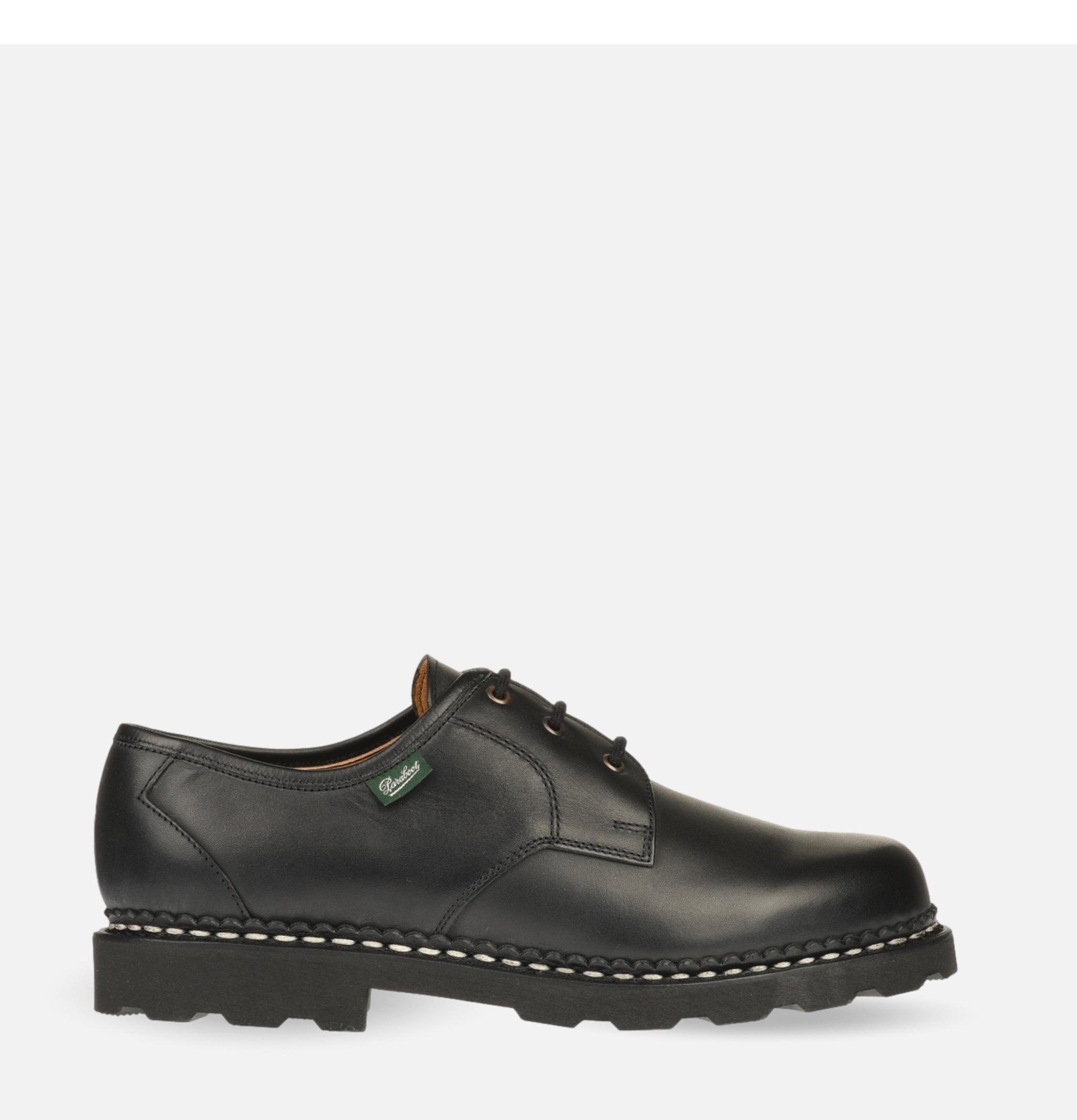 Castel Shoes Black