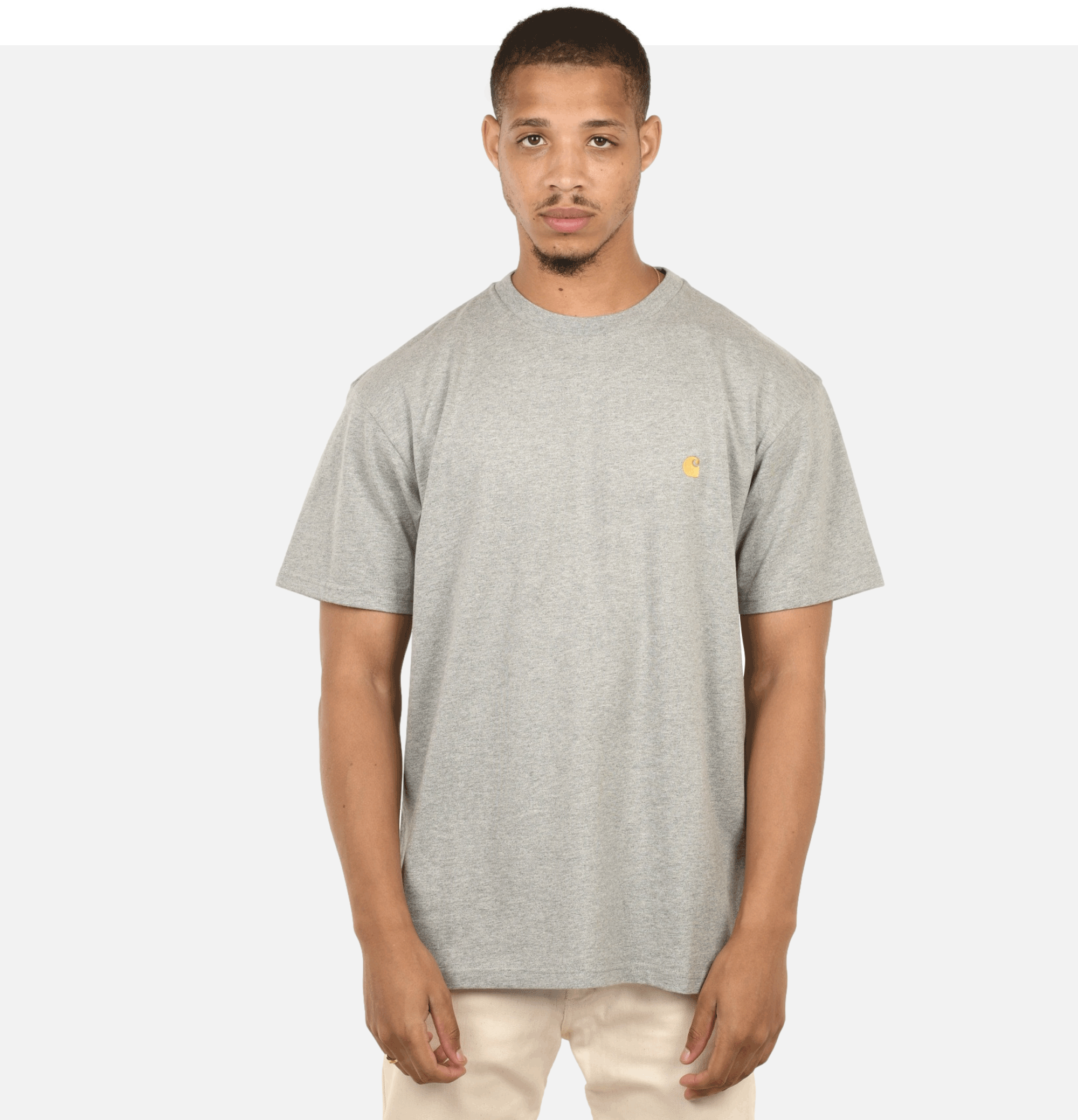 Chase T-shirt Grey