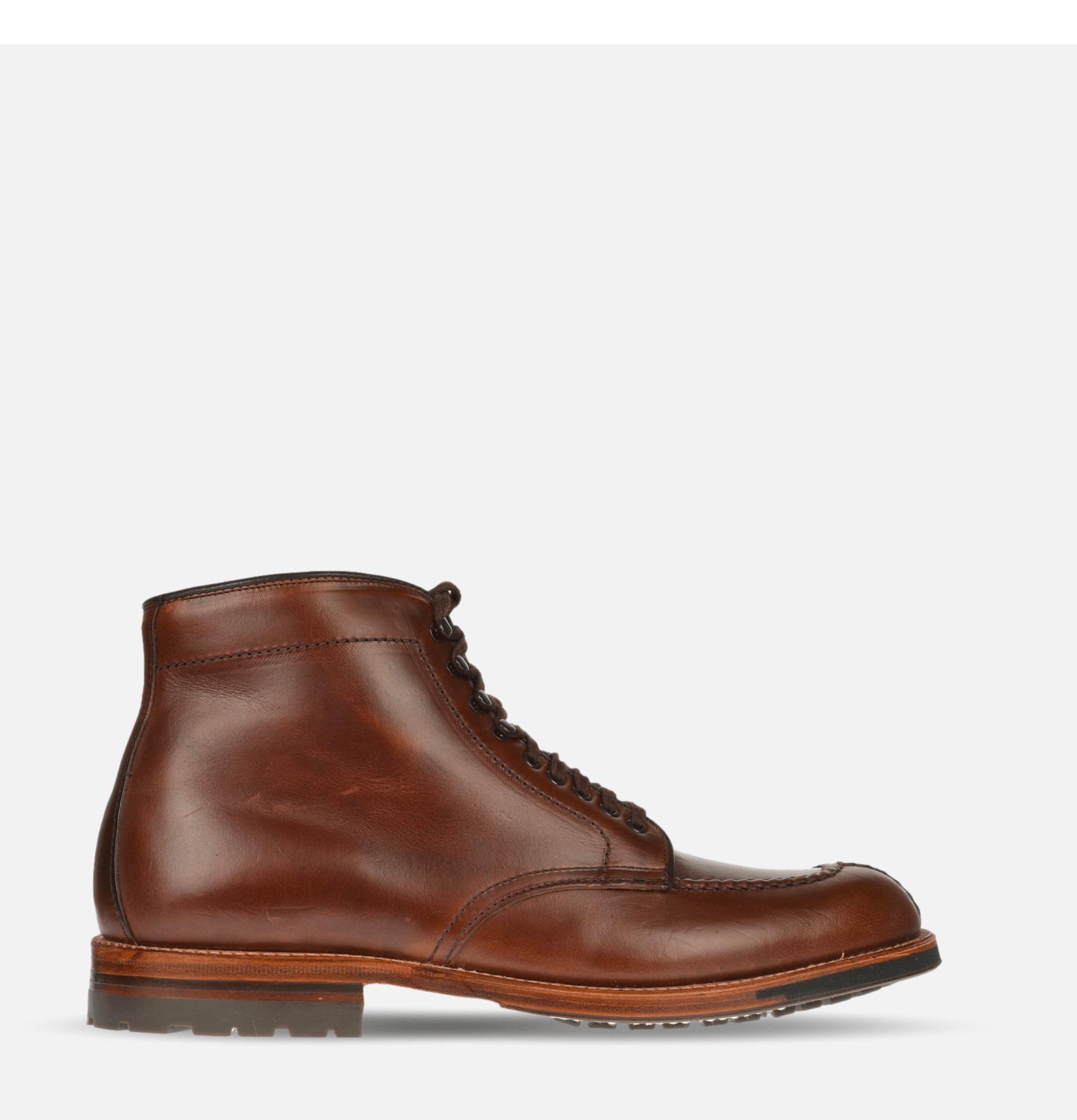 8908HC - Tanker Boots Brown