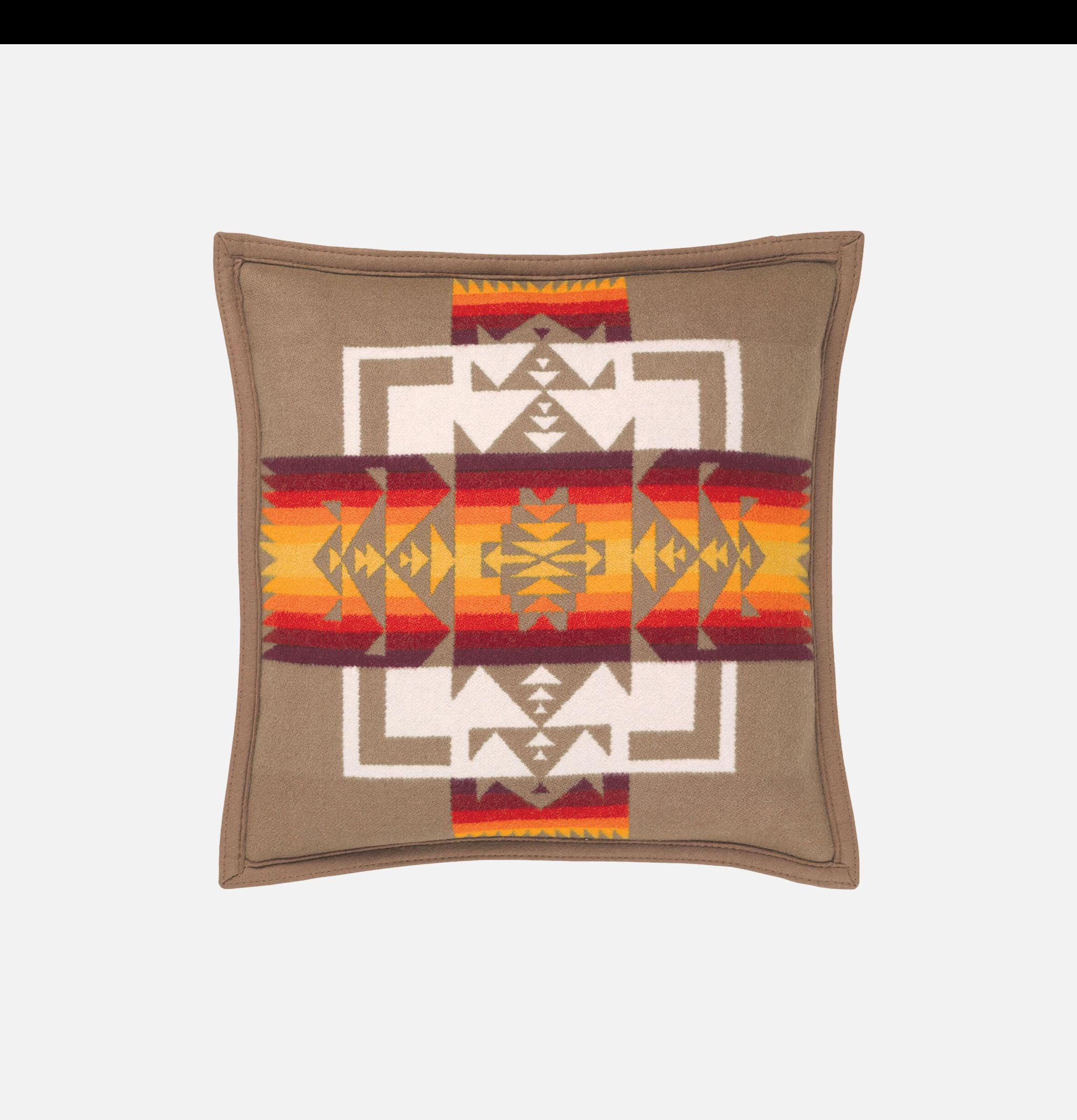 Chief Joseph Pillow Khaki