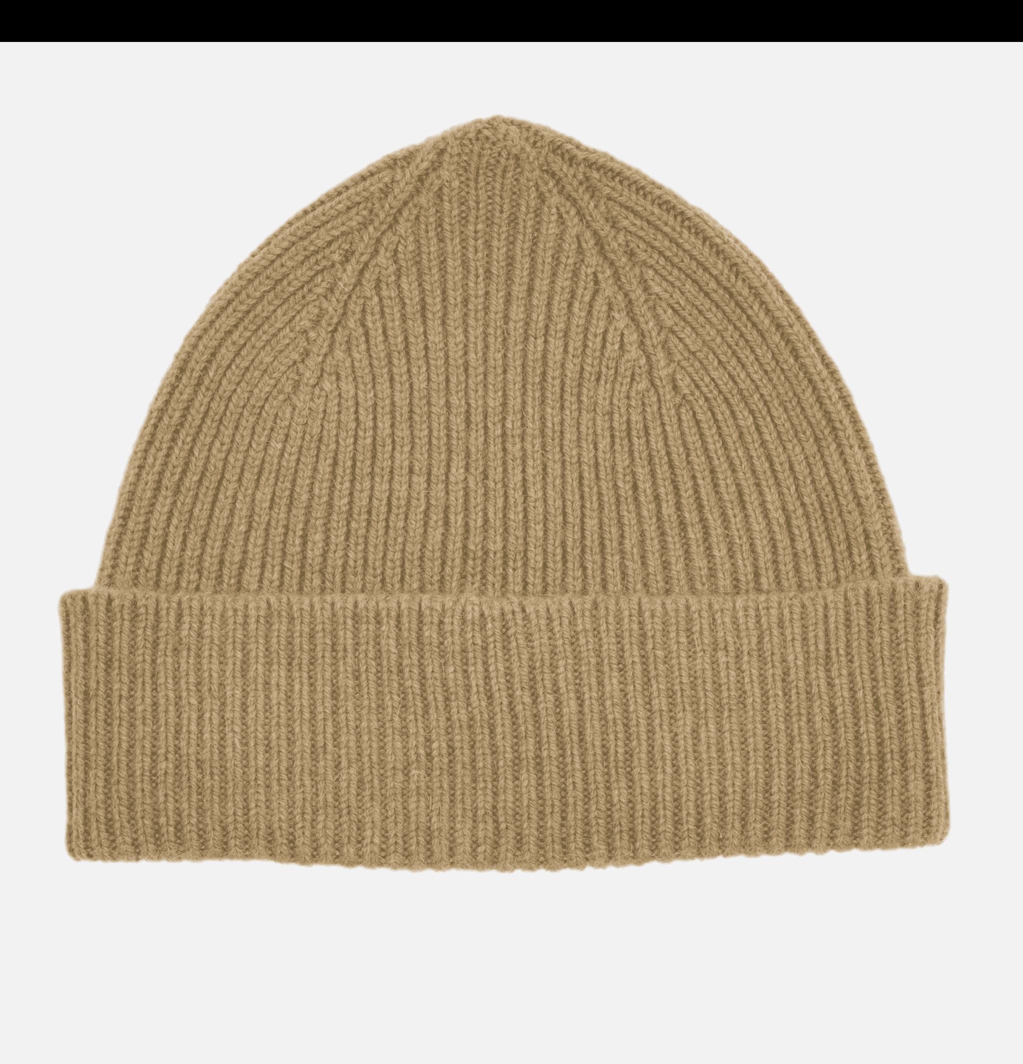 Ribbed Hat Khaki