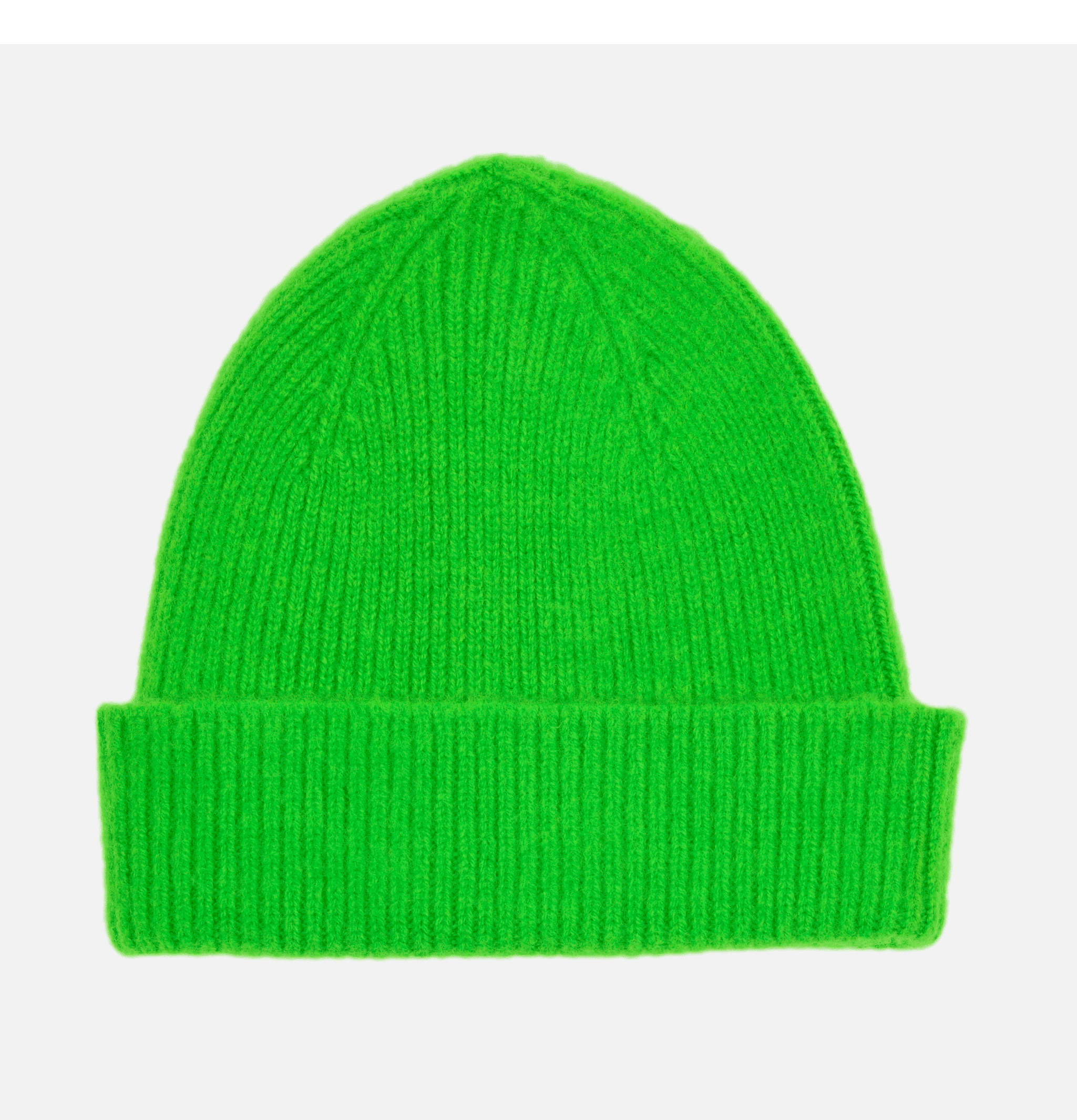 Bonnet Barra Fluo Neon Green