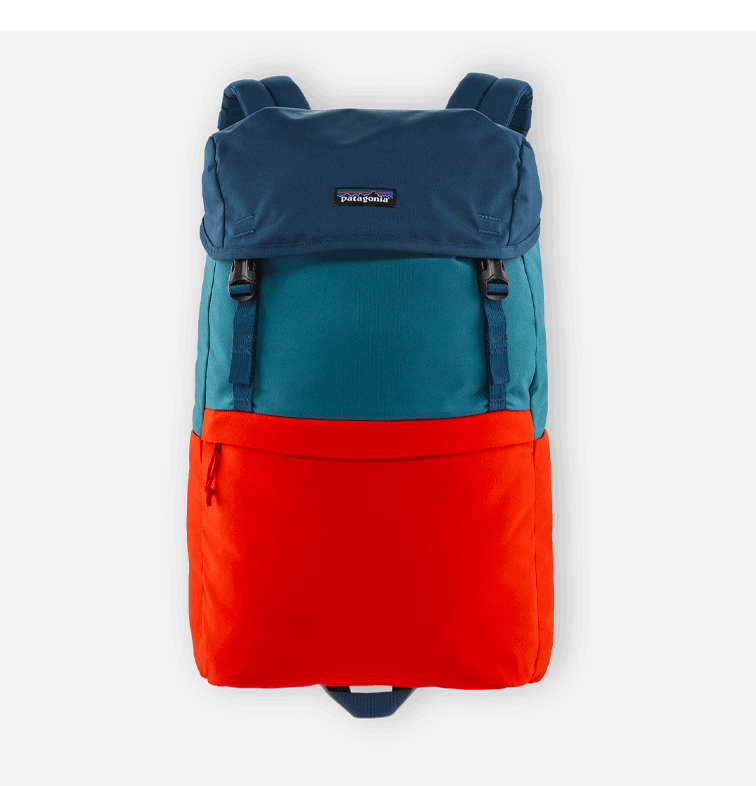 Arbor Lid Pack Patchwork Red