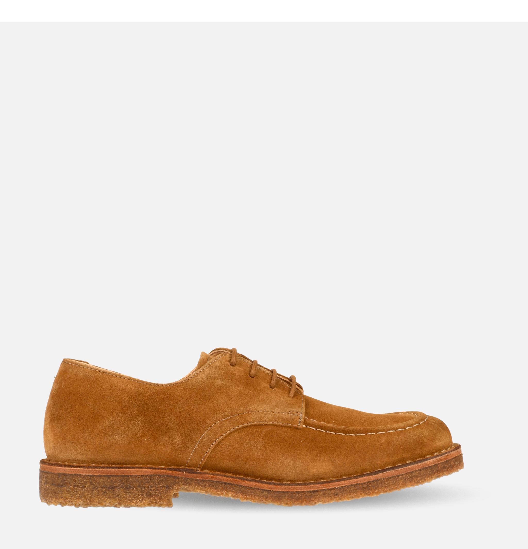 Carlflex Shoes Whiskey