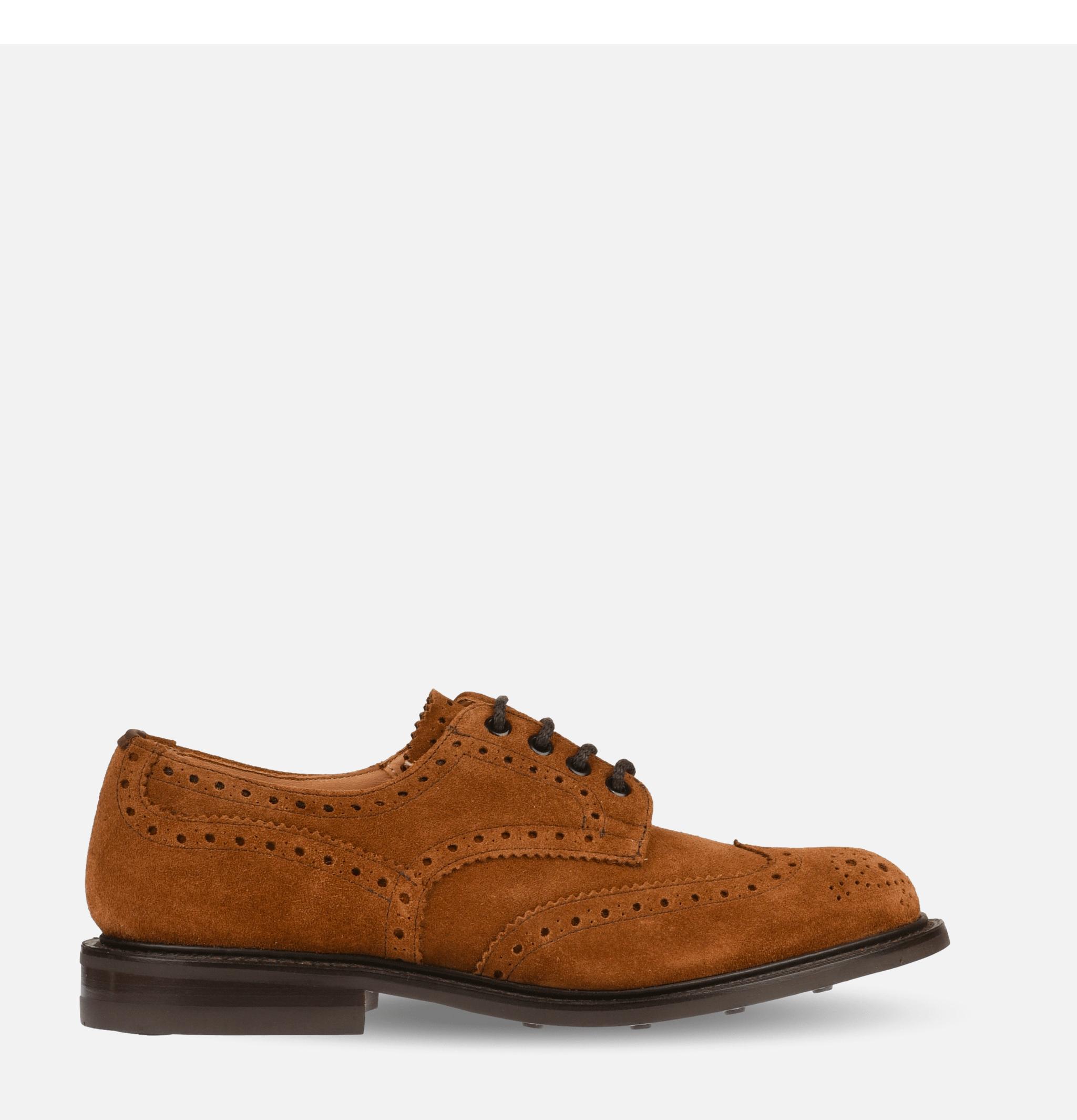 Chaussures Bourton Snuff Suede