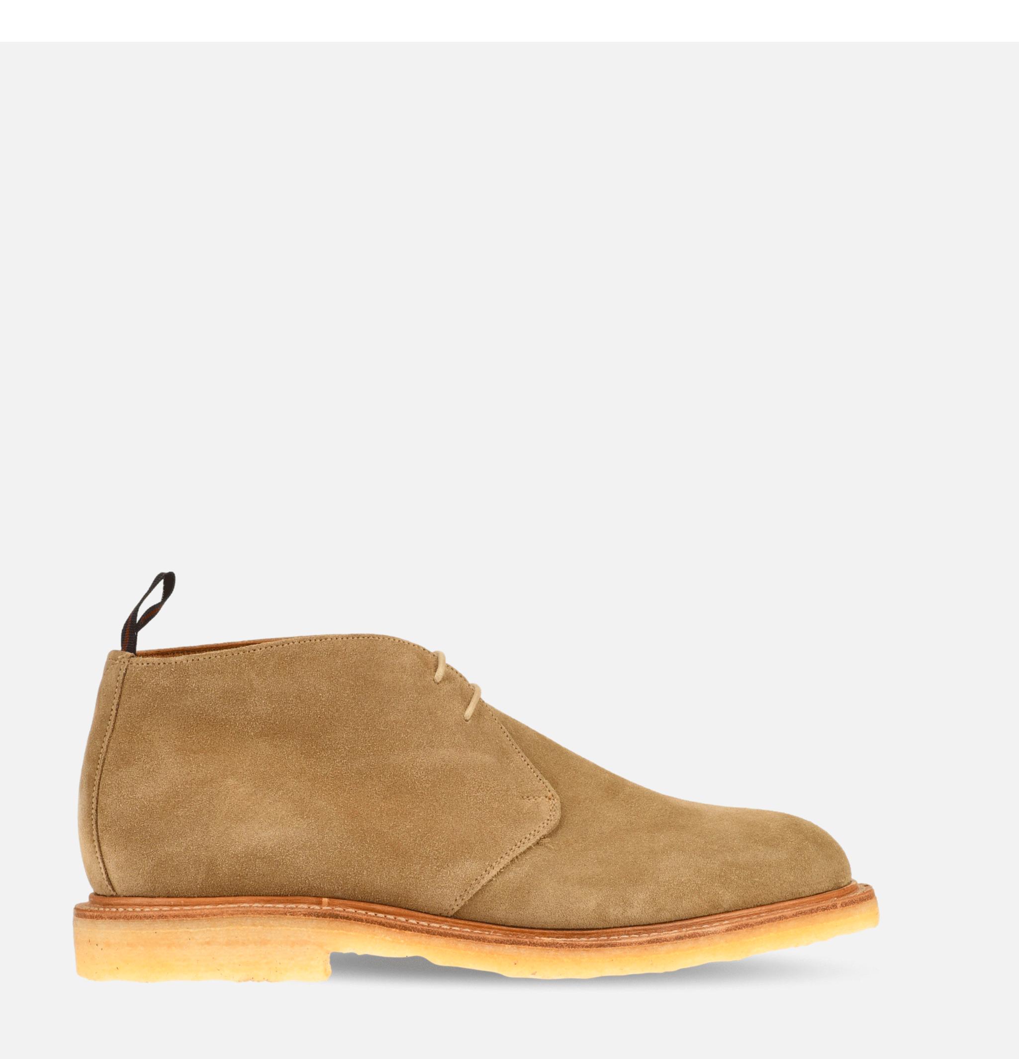 Bertie Desert Boots Dirty Buck