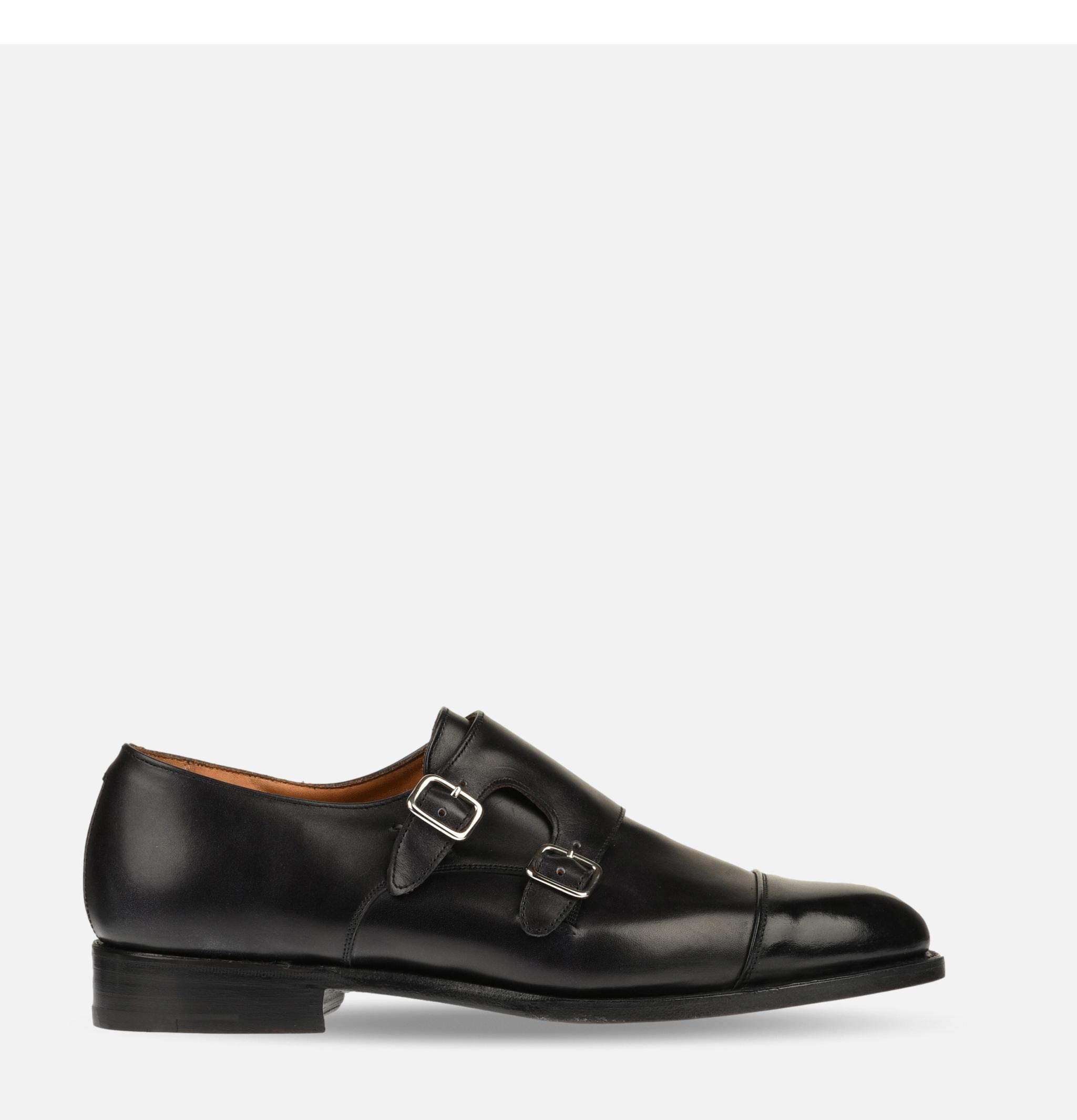Chaussures Leavenworth Noir